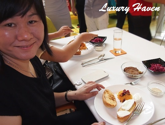afc studio food network asia jeff mauro cooking demo
