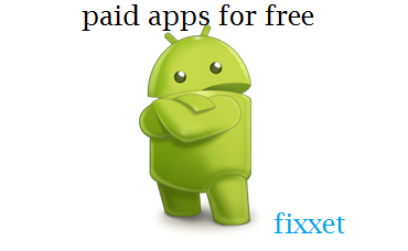 download paid android apps and games for free