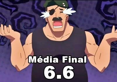 Média Final: 6.6