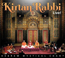 Clik to Hear Jewish Chant in Yoga Kirtan Style