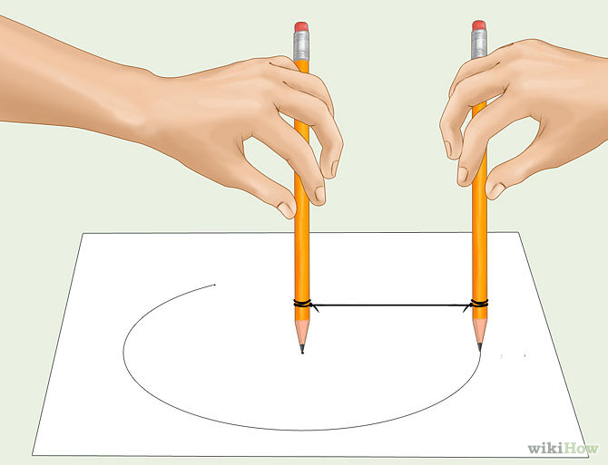 solid works how to make a y circle