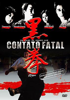 Contato Fatal  DVDRip AVI + RMVB Dublado