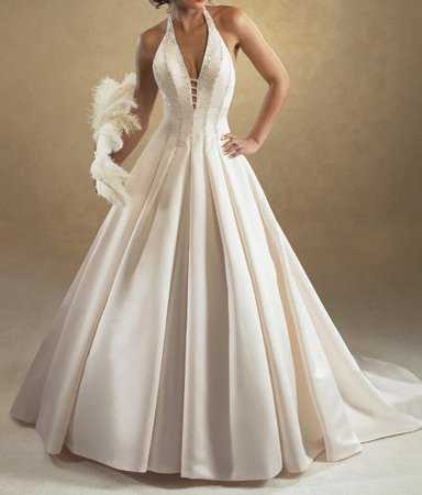 wedding dress - simple wedding dress