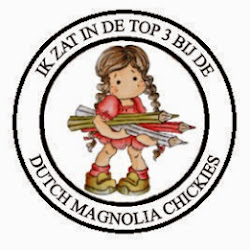 Top 3 bij de Dutch Magnolia Chickies