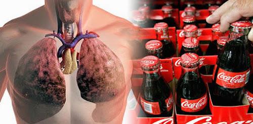 Impressionante! Veja o que acontece dentro do seu corpo quando bebe Coca-Cola! Confira a matéria...