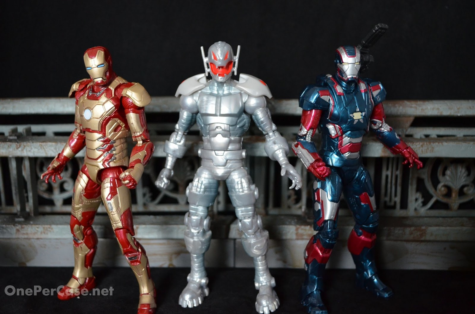 Image Gallery iron man 3 suits mark 1 42