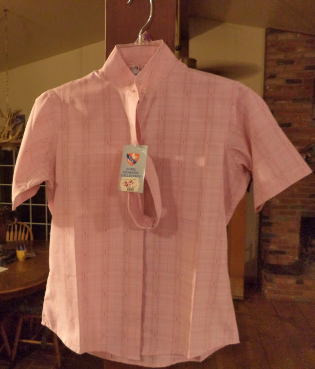 Royal Highness Pink Show Shirt
