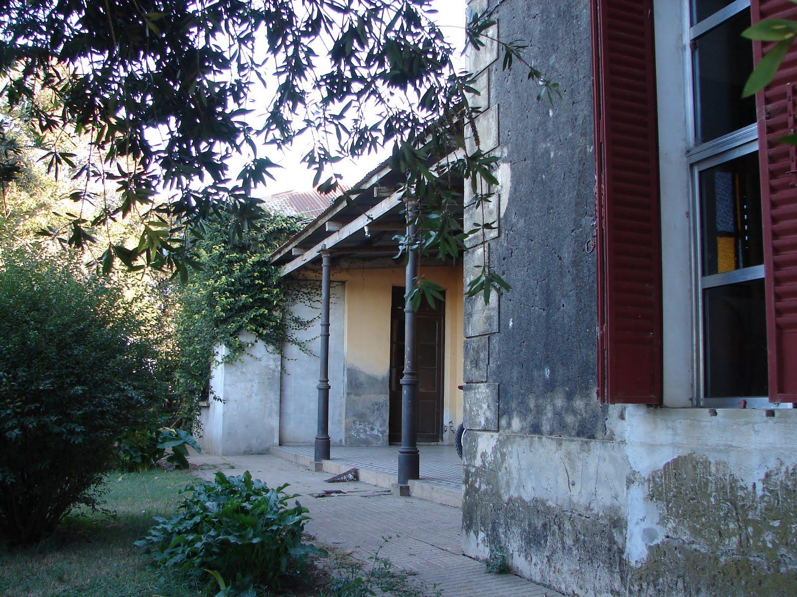 La foto diaria casa de campo familia bruera iii - Casas antiguas de campo ...