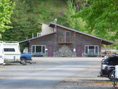 On the River Golf-RV Resort - Club House (Baths, group room, laundry)
