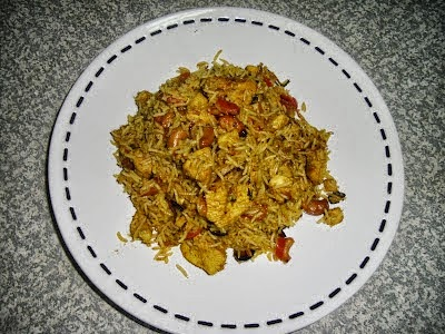 Chicken Briyani