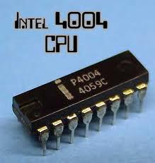 Intel 4004 CPU