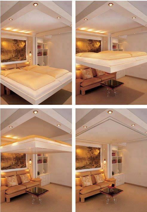 Boiserie & c.: living small: miniappartamento minispazio: idee di ...