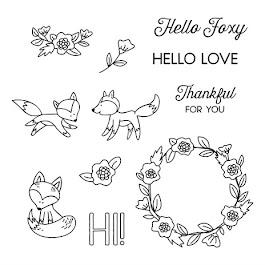 June SOTM- Hello Foxy