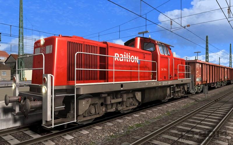 Free Download Train Simulator 2014 PC Game