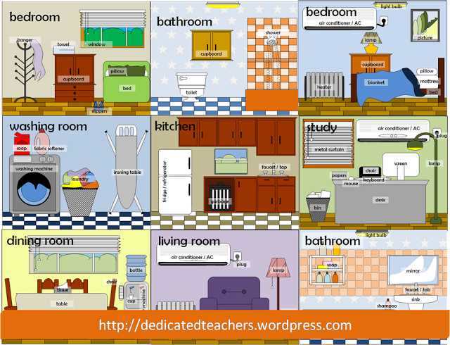 UNIT 13  Vocabulary  Rooms in a house and furniture. English CMJ 2013 2014  A1  Review of Units 12 17