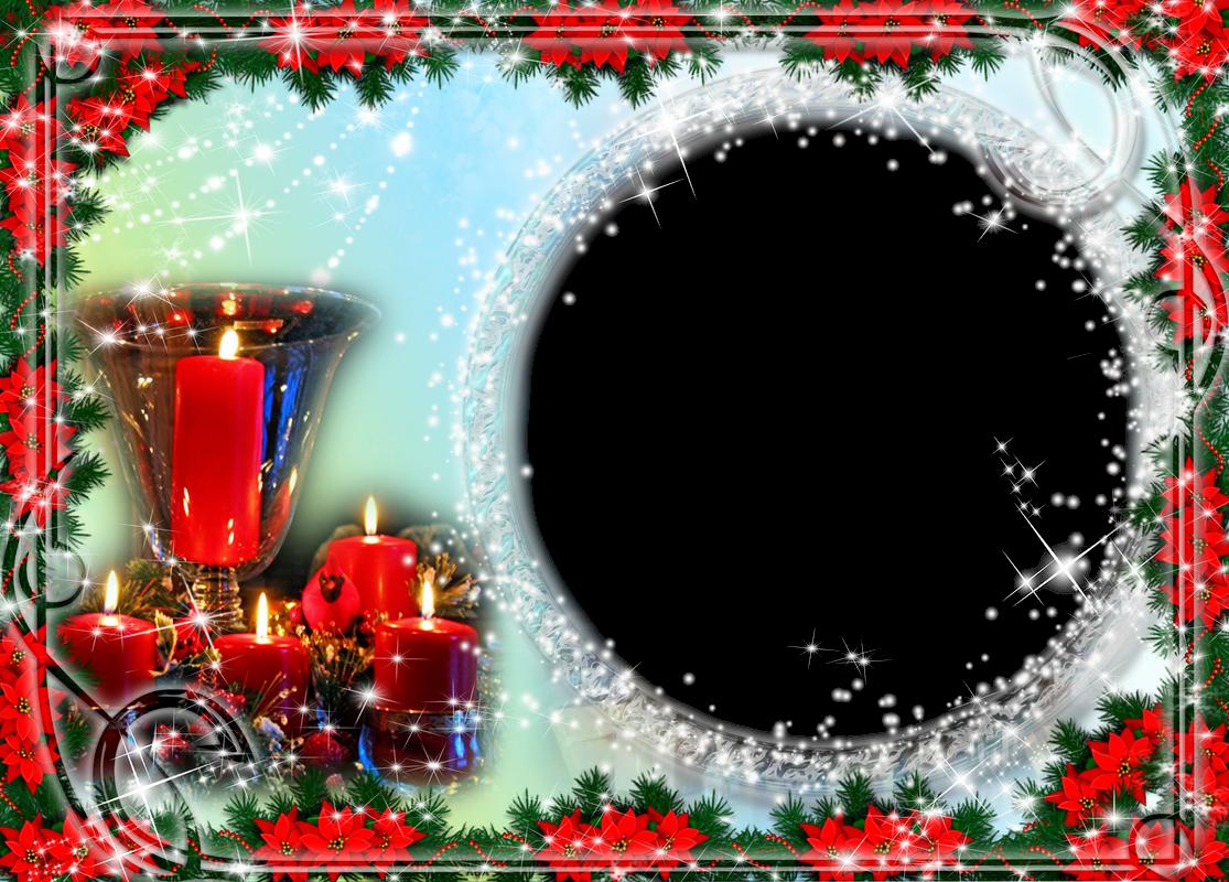 6 Hermosos Marcos para Fotos de Navidad - AyudadeFacebook Online ...