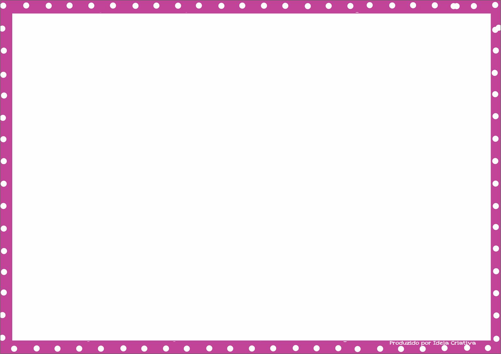 Silabário Ilustrado 4 tipos de Letra  e Borda para Lousa Mágica