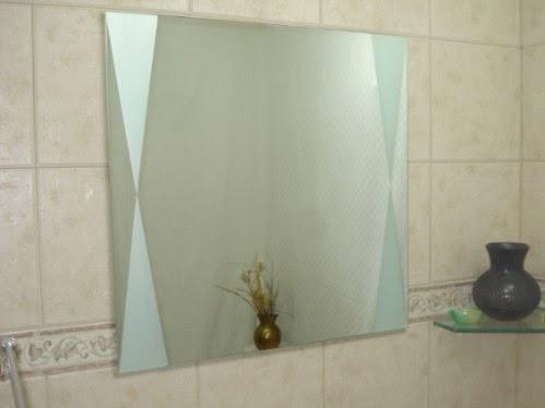 Espejos esmerilados para ba os hogar decoraci n y dise o - Espejos redondos para banos ...