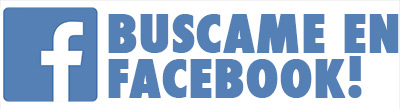 ¡Búscame en Facebook!