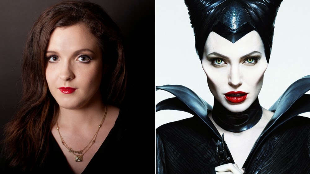 Pulling off Angelina Jolie's Maleficent Look