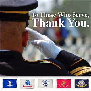 Memorial Day To those who serve thank you http://tinyurl.com/o6msbgl