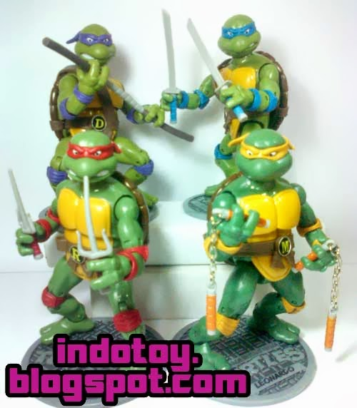 Action Figure Teeange Ninja Turtle