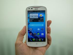 Phone Android Acer Liquid E2 Duo Dual SIM 4GB UNLOCKED New (Mini SIM 1 & 2 : 2G 850/900/1800/1900)