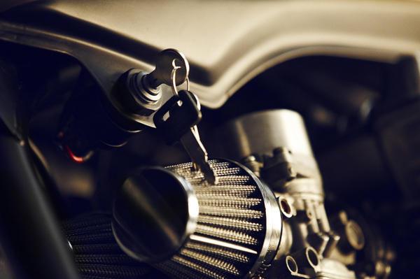 GasCap Motors Blog  Honda CB 750 Kz 1980 CRD 5 C  clope