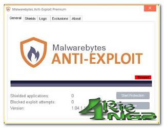 Malwarebytes Anti Exploit Premium 1.07.1.1015 Final Full