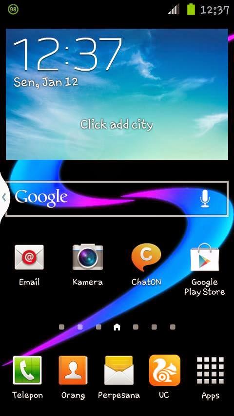Cusom Rom JB Samsung S4 For Mito A77 Selfie