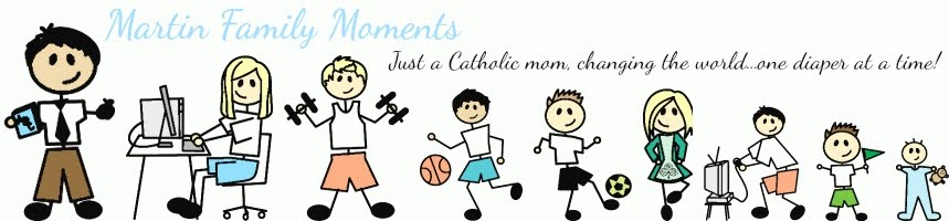 Martin Family Moments