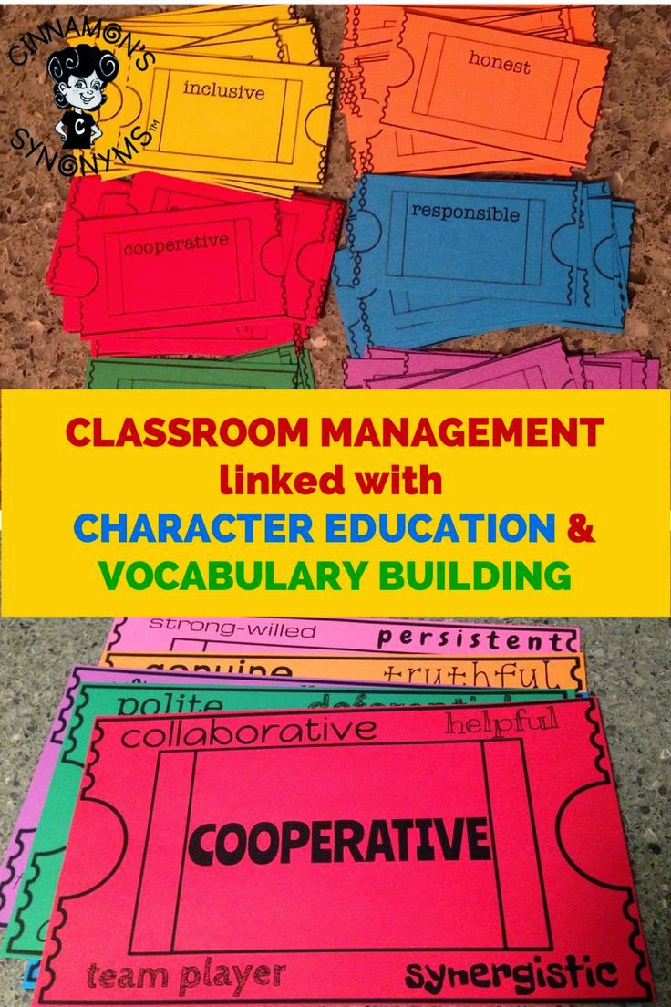 Spice Up Your Classroom Management