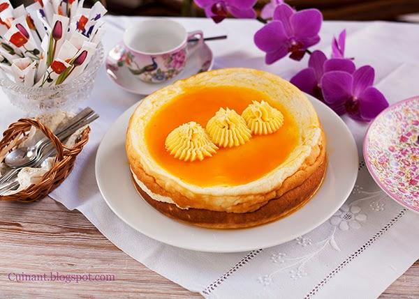Cuinant: Pastel Turco de Yogur y fruta de la pasión