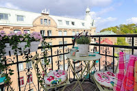 ideas para decorar balcones