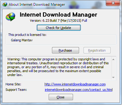 IDM Terbaru 6.23 Build 7 Full Version Easy Crack