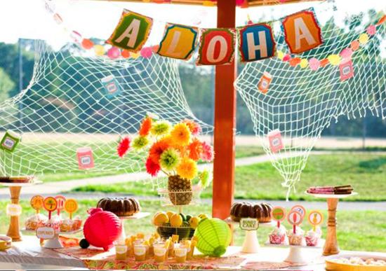 Matrimonio Tema Hawaii : Temas para fiestas de quinceanera y bodas tema estilo