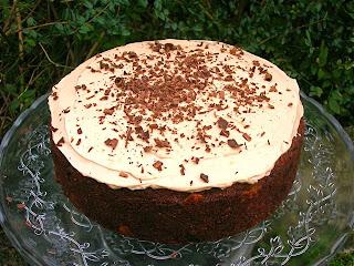 Jerusalem Artichoke Cake