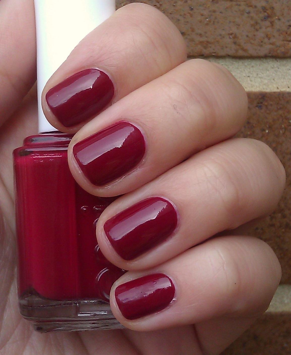 Essie Fall Nail Colors: Polish Or Perish: Essie Winter 2011