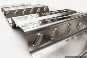 Struktural Steel Decking