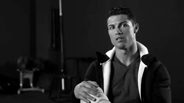 Cristiano presenta las nuevas Free Trainer 3.0