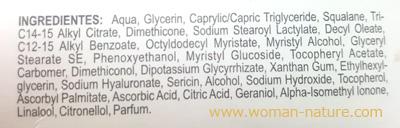 Biocura Naturals crema día anti-aging premium ingredientes