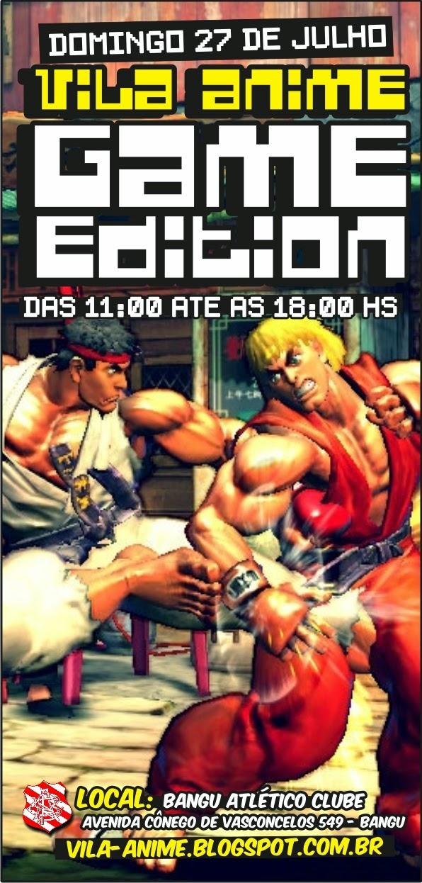 Vila Anime Game Edition