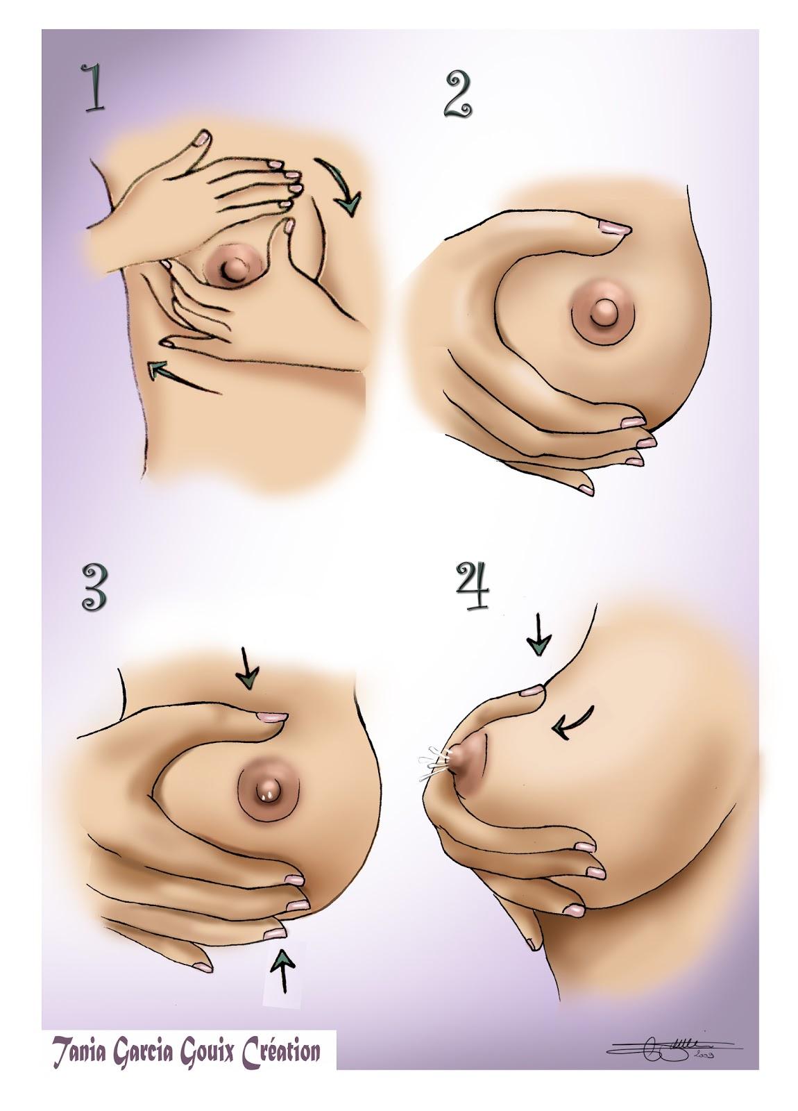 Как сделать так чтобы появилось молоко в грудях