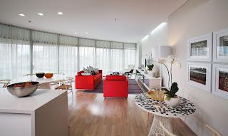 Cho thuê căn hộ City Garden 3 pn