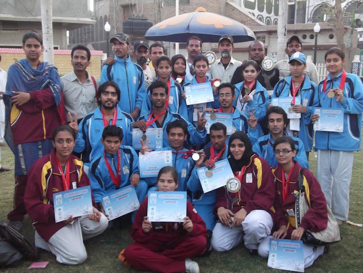 Karachi TKD Team