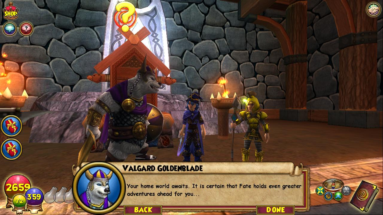 Around the Spiral with Edward Lifegem: Goodbye Grizzleheim! (W101 US)