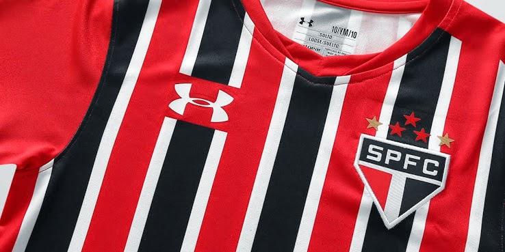 Jersey Sao Paulo away terbaru musim depan 2015/2016