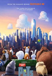 THE SCRET LIFE OF PETS