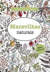 Maravilhas Naturais – Livro Para Colorir Atiestresse