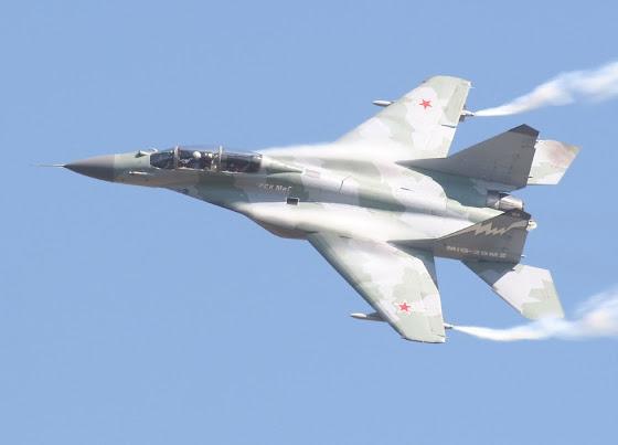 MiG-29M2 Fulcrum